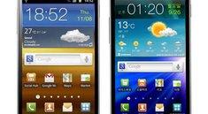 Samsung Galaxy S2 HD LTE offiziell für den koreanischen Markt vorgestellt