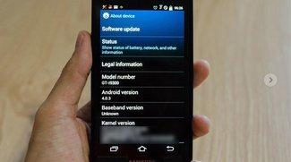 Samsung Galaxy S3: In Vietnam gesichtet? [Video][Update: Galaxy S2 Plus-Dummy?]