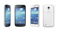 Samsung Galaxy S4 mini: Ist offiziell, mit 1,5 GB RAM und Android 4.2.2