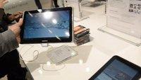 Samsung Galaxy Tab 2: 10.1- und 7-Zoller im Video [MWC 2012]