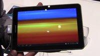 Samsung Galaxy Tab 7.7 kommt ... im Dezember in die Schweiz