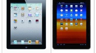 Apple vs. Samsung: Galaxy Tab 7.7 bleibt verboten, 10.1N darf verkauft werden