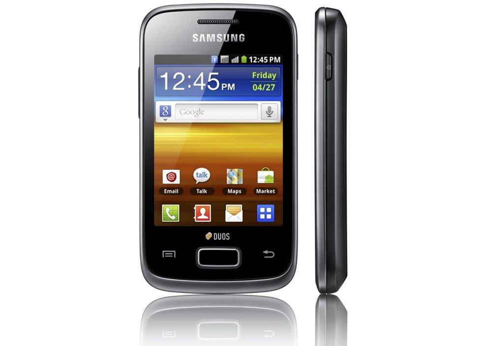 Samsung Galaxy Y Duos: Dual SIM-Smartphone kommt nach Deutschland