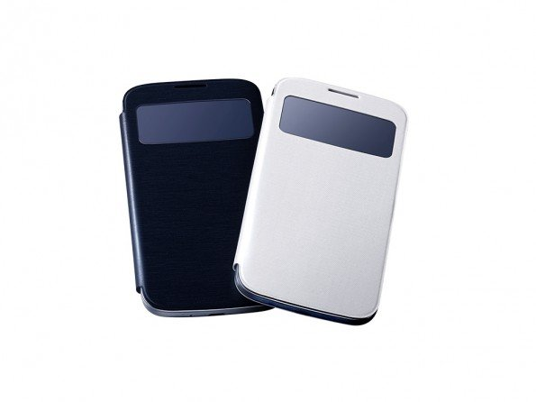 Samsung Galaxy S4 Zubehör: S View Cover, Fitnesstracker und mehr