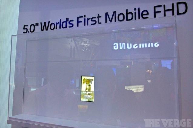 Full HD-Displays: Auch Samsung und LG 2013 mit 1080p-Screens