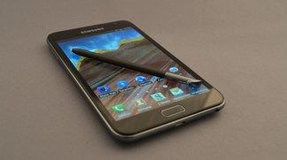 """Samsung Galaxy Note: Test zum Tablet-Smartphone-""""Zwischending"""""""