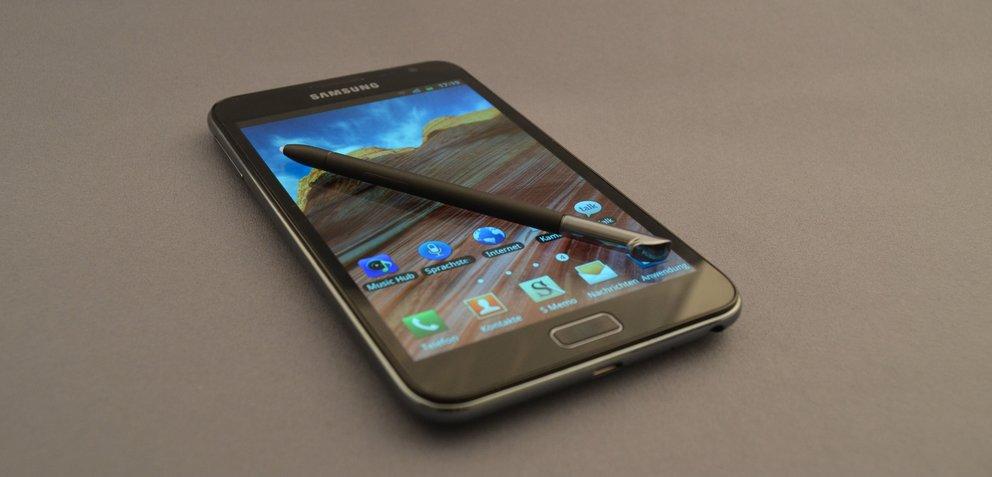 Samsung Galaxy Note: Jelly Bean-Firmware N7000XXLSA geleakt