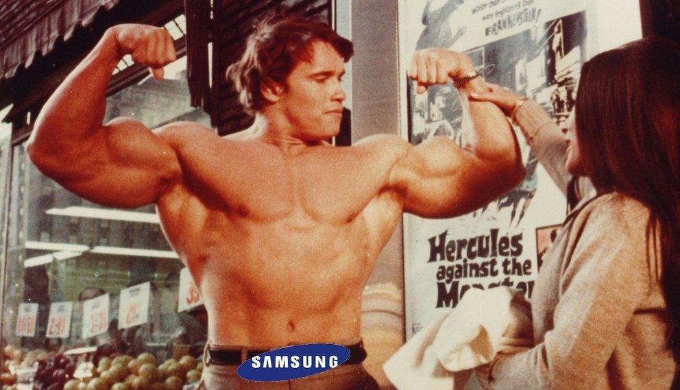 "Samsung Galaxy S2 ""Hercules"": US-Version kommt mit 4,5 Zoll-Display"