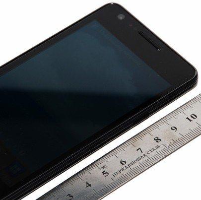 Samsung Galaxy S II: Ganz ausführlich und auf russisch