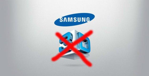 Samsung: Keine Smartphones mit 3D-Displays in nächster Zeit