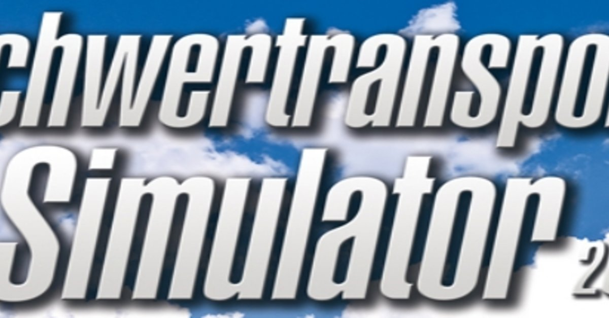 schwertransport simulator 2011 vollversion