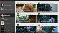 YouTube-App: Update bringt endlich verbessertes Tablet-Layout