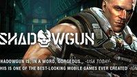 Shadowgun: 3D-Shooter mit Edelgrafik für Android ist da und im Hands On-Video
