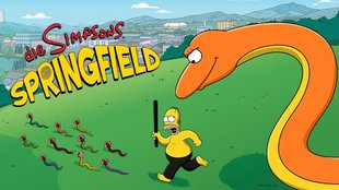 Die Simpsons Springfield: Server-Probleme durch Origin-Ausfall