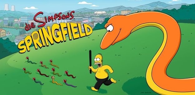 Die Simpsons Springfield: Server-Probleme durch Origin-Ausfall