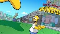 Die Simpsons - Springfield: Jetzt auch in Deutschland verfügbar