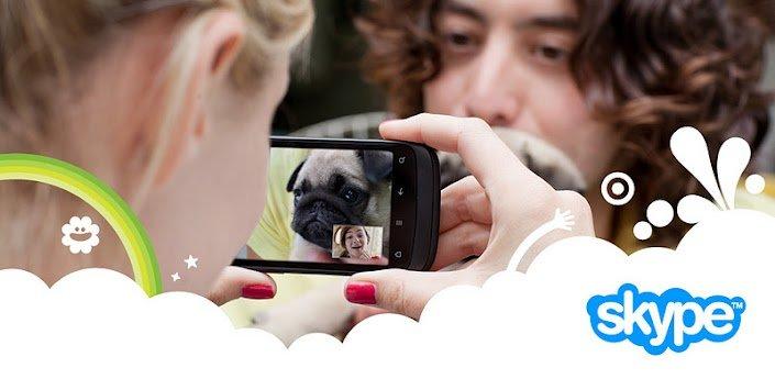 Skype für Android: Update mit Tablet-Layout, Audio-Verbesserungen