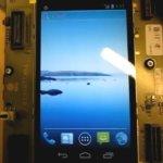 Sony Ericsson LT22i Nypon mit NovaThor Prozessor
