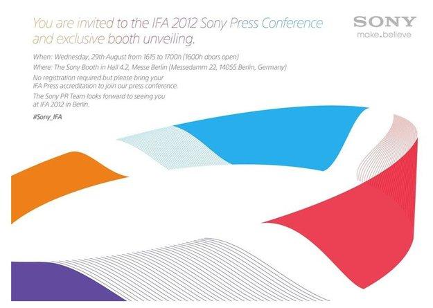 Sony: Neues Smartphone auf der IFA 2012?