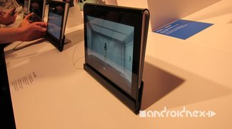 Sony Tablet S: Ice Cream Sandwich-Update auch in Deutschland