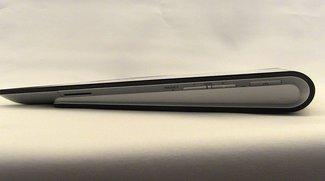 Sony Tablet S im Test: Verspäteter Plastebomber oder keilförmige Offenbarung?