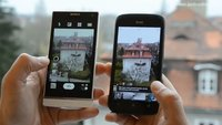 HTC One S vs. Sony Xperia S: Zwei Flaggschiffe im Video-Vergleich