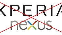 Sony: Kein Xperia Nexus laut Sony Mobile UK-Chef
