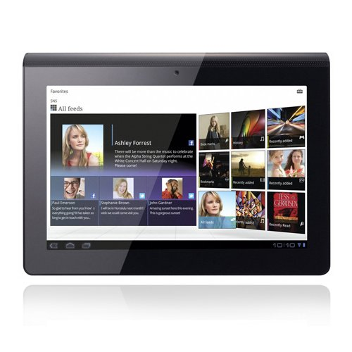 Sony S1: So sieht die Bedienoberfläche des Android-Tablets aus
