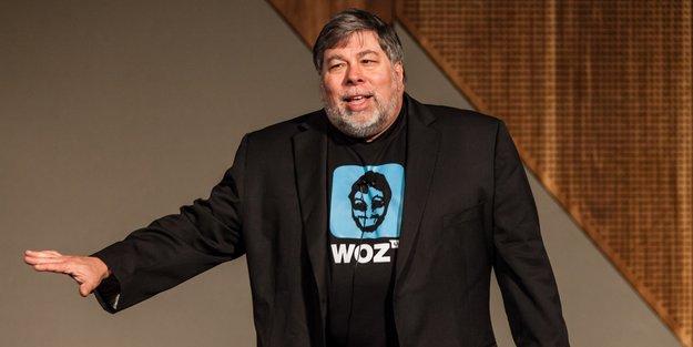 Kontra Killer-Apps: Steve Wozniak fordert Ächtung von autonomen Kampfrobotern