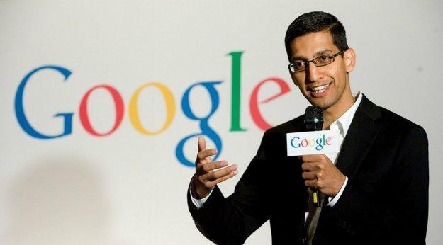 Google I/O 2013: Android-Chef Pichai dämpft Erwartungen