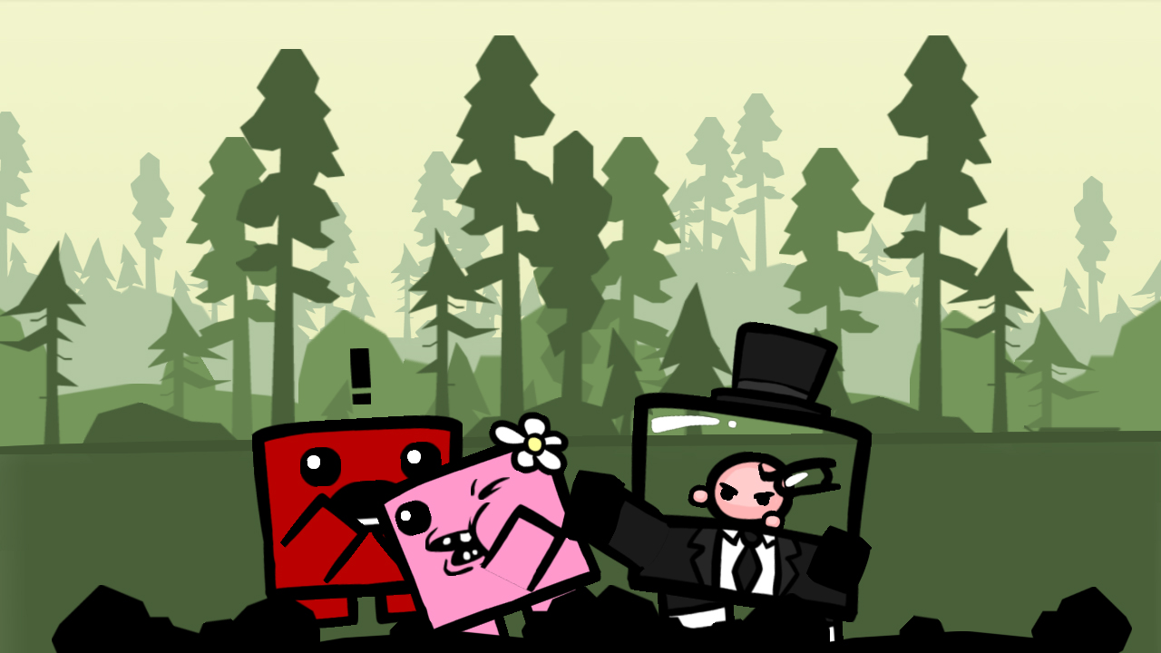 Super Meat Boy Test