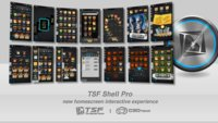 Android Launcher: TSF Shell Pro 3D beeindruckt in erstem Demo-Video