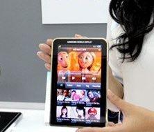 Samsung startet Produktion von 7 Zoll-Super AMOLED-Displays