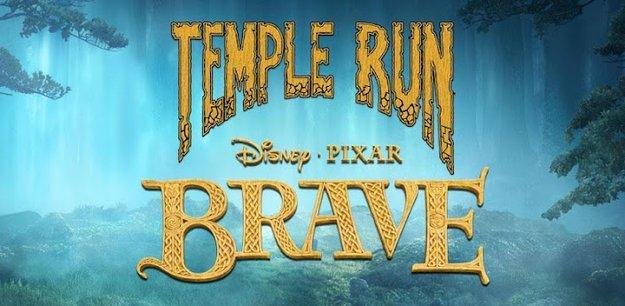 Temple Run: Brave: Für 79 Cent im Play Store verfügbar