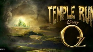 Temple Run: Oz in den Play Store gespurtet