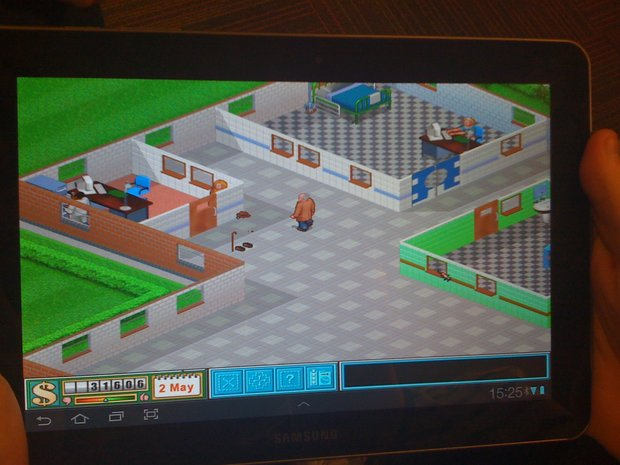 Theme Hospital: Play Store-Version illegal, korrekte Version kostenlos