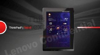 Lenovo ThinkPad Honeycomb Tablet: Konkurrenz für Asus Transformer
