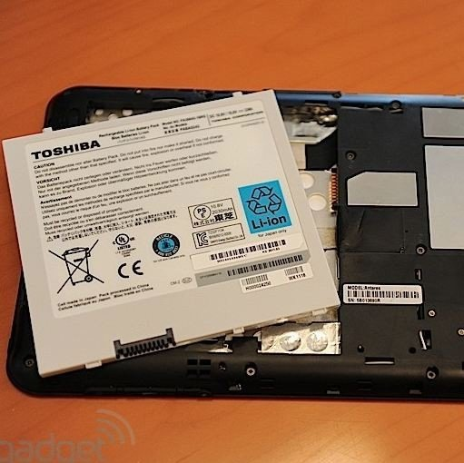 Toshiba Thrive: Hands On-Video des 10.1-Tablets