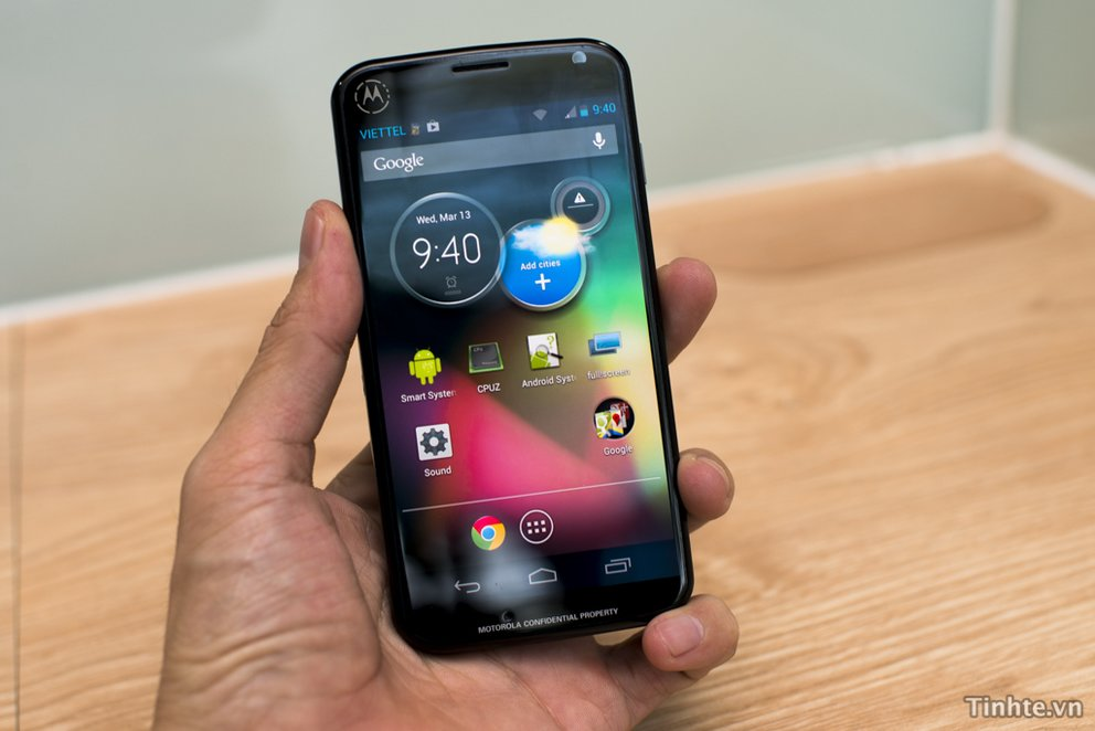 Motorola X Phone: Mittelklasse-Gerät für &lt&#x3B; 200 Dollar, mit Spezialtaste am Rücken [Gerüchte]