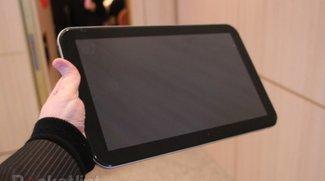 Toshiba: Prototyp eines 13,3 Zoll-Tablets aufgetaucht