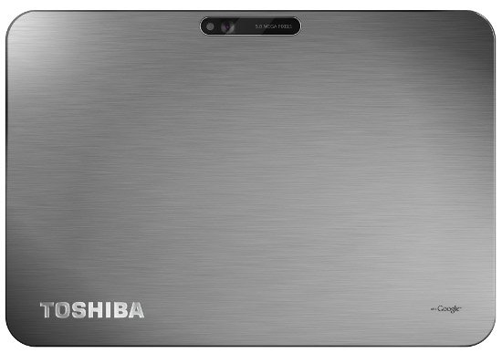 Toshiba AT200: Dünnstes Honeycomb-Tablet ab nächster Woche erhältlich [Update]