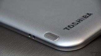 Toshiba: Neue Excite-Tablets, teils mit 2560 x 1600, Tegra 4, Stylus