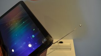 Toshiba AT330: Das 13,3 Zoll-Tablet im Hands-On [Video]