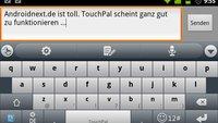 TouchPal: Swype/SwiftKey-Alternative final und zunächst kostenlos