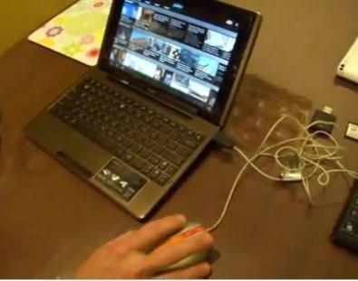 Asus Transformer: USB-Konnektivität und HDMI-Out in Video