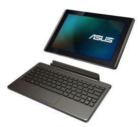 Asus EeePad: Slider und Transformer vorgestellt [CES 2011]