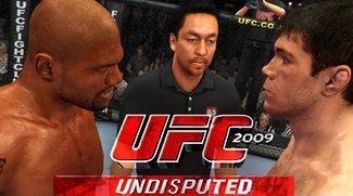 UFC 2009: Undisputed - Härter als Mortal Kombat?