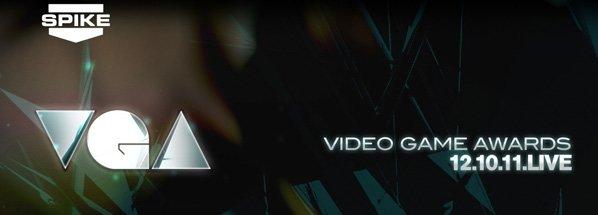 Spike TV Video Game Awards 2011 - Trailer, News, Livestream