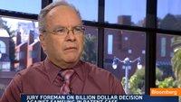 Apple vs. Samsung: Vorsitzender der Geschworenen im TV-Interview