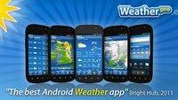 Mit WeatherPro ab in den Urlaub – die Wetter-App für Vielreisende und Globetrotter